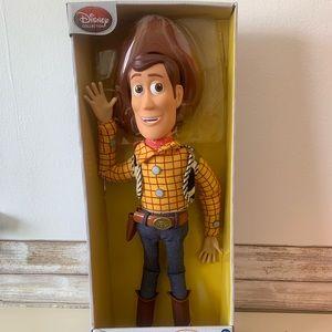 Disney Talking Woody